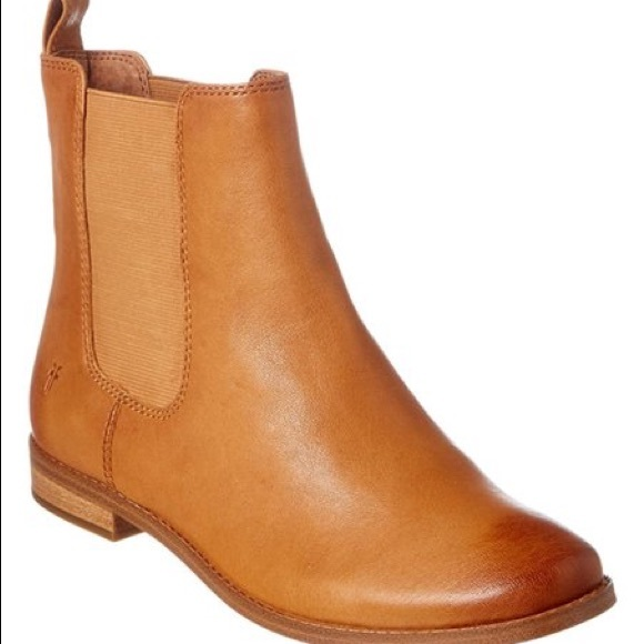 438e9538fd17 Frye Shoes - 🎁 BRAND NEW Frye Anna Chelsea Boot Camel 9.5